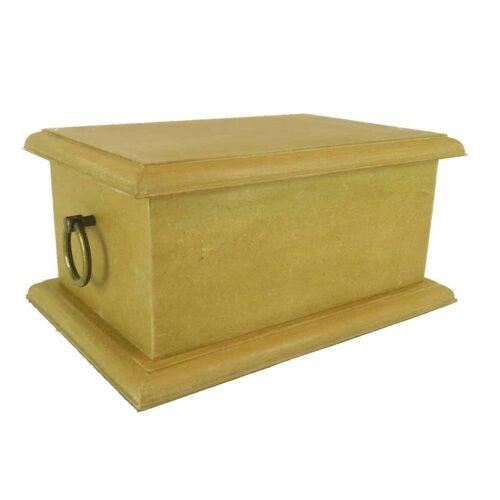 Urna pra cinzas de pessoas Box (Natural)